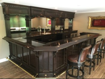 Contemporary Bars | Classic Bars, Inc.